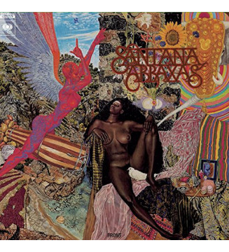 Santana - Abraxas (LP, Album, RE, RM, 180)