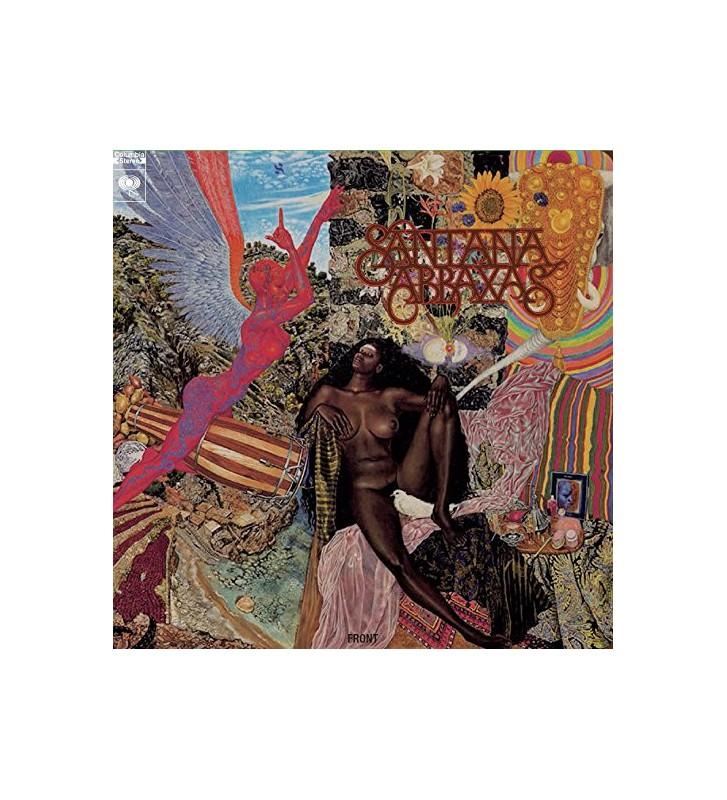 Santana - Abraxas (LP, Album, RE, RM, 180) mesvinyles.fr
