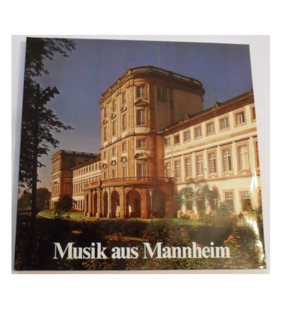 Kurpfälzisches Kammerorchester Mannheim - Musik Aus Mannheim (2xLP, S/Edition) mesvinyles.fr