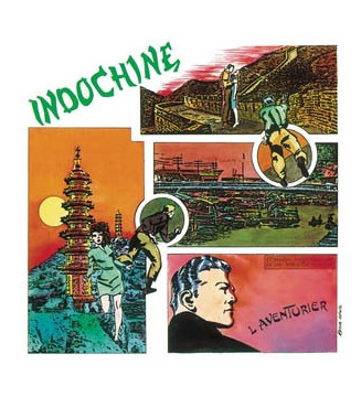 Indochine - L'Aventurier (LP, MiniAlbum, RE, RM) new