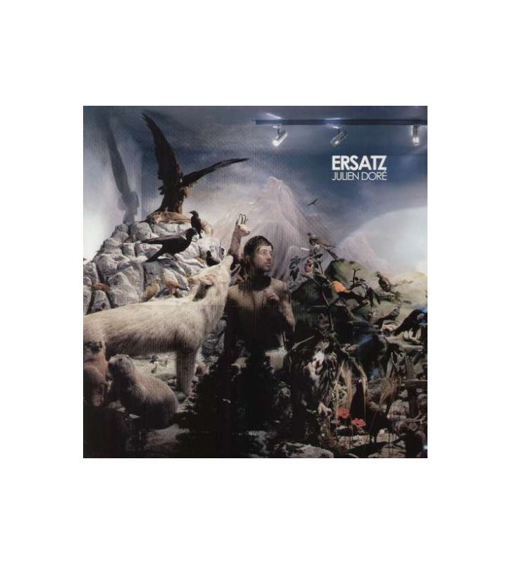 Julien Doré - Ersatz (2xLP, Album) mesvinyles.fr