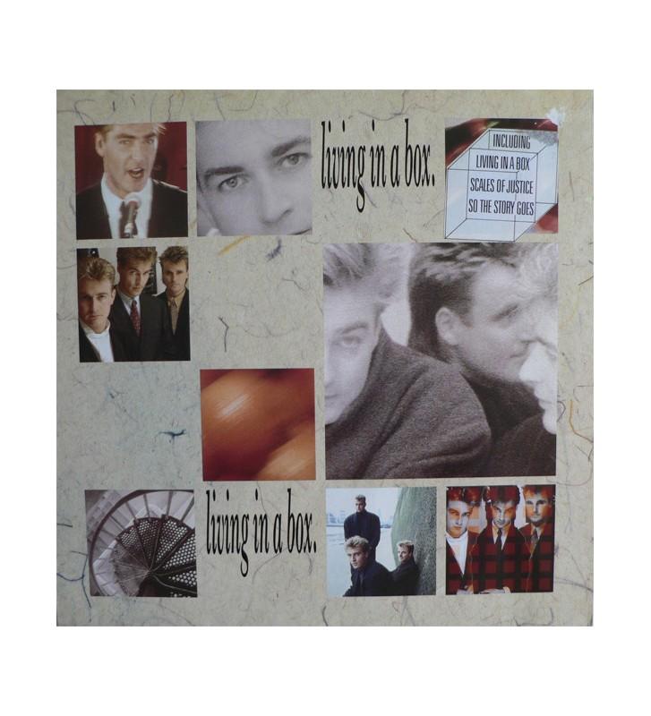 Living In A Box - Living In A Box (LP, Album) mesvinyles.fr