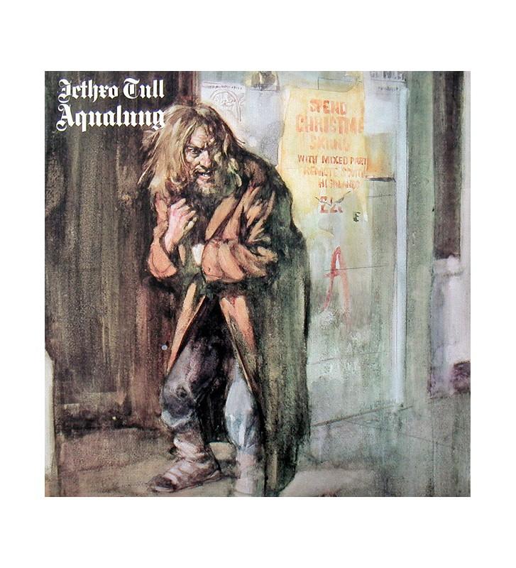 Jethro Tull - Aqualung (LP, Album, Gat) mesvinyles.fr