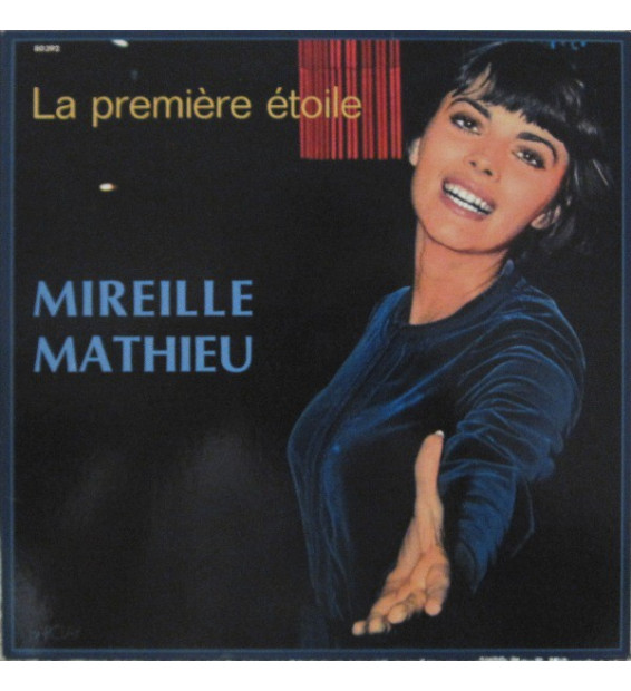 Mireille Mathieu - La Première Étoile (LP, Album) mesvinyles.fr