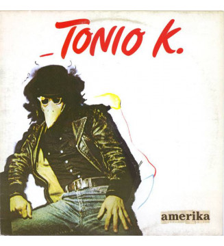 Tonio K. - Amerika (LP, Album)