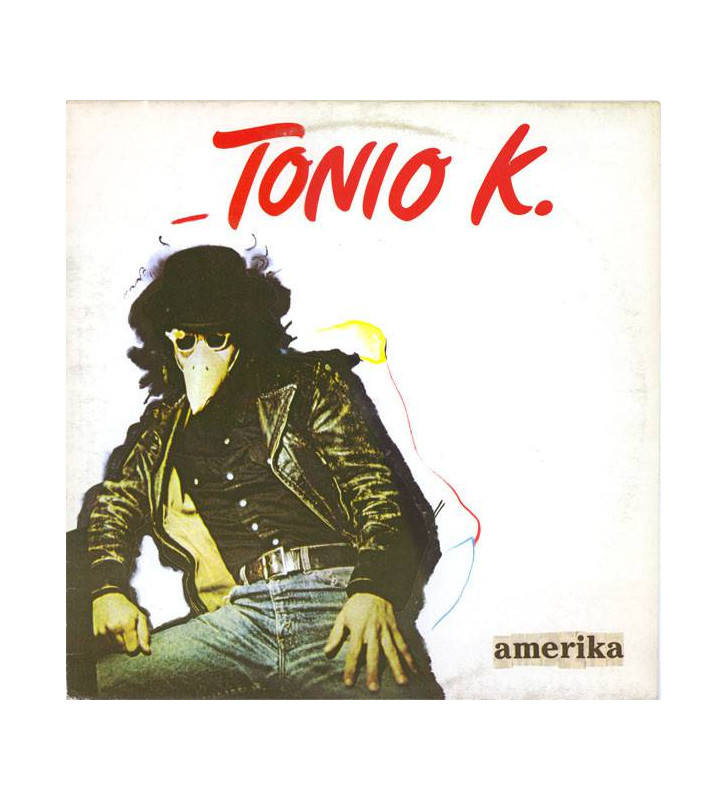 Tonio K. - Amerika (LP, Album) mesvinyles.fr