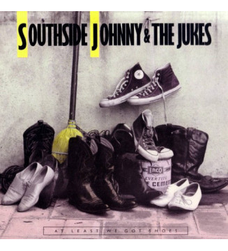 Southside Johnny And The Jukes* - At Least We Got Shoes (LP, Album) mesvinyles.fr