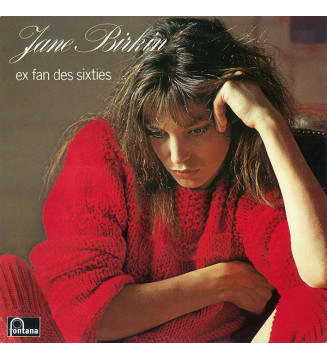 Jane Birkin - Ex Fan Des Sixties (LP, Album, RP)