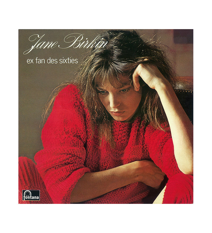 Jane Birkin - Ex Fan Des Sixties (LP, Album, RP) mesvinyles.fr
