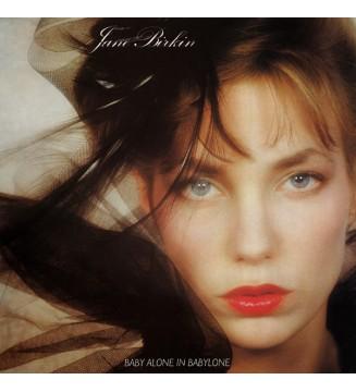 Jane Birkin - Baby Alone In Babylone (LP, Album, RE) mesvinyles.fr