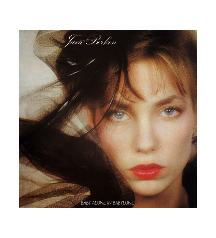 Jane Birkin - Baby Alone In Babylone (LP, Album, RE) mesvinyles.fr