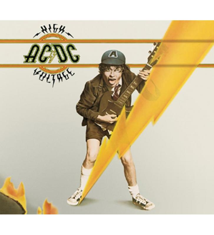 AC/DC - High Voltage mesvinyles.fr