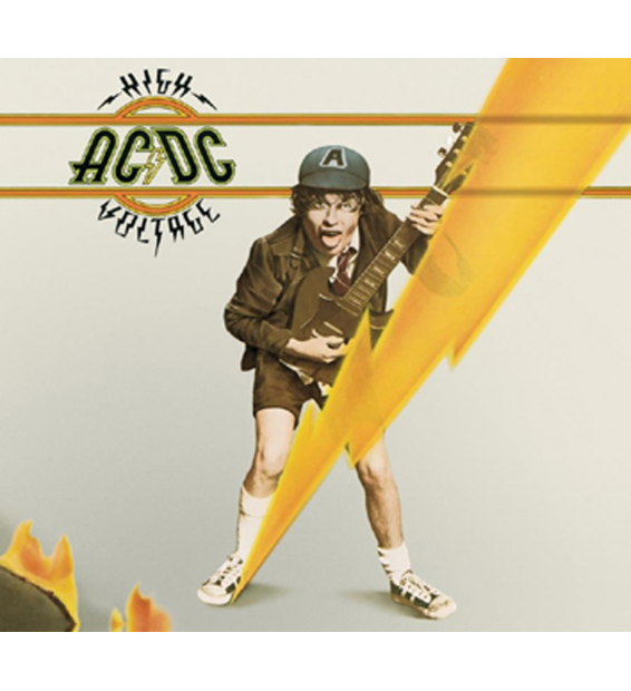 AC/DC - High Voltage mesvinyles.fr