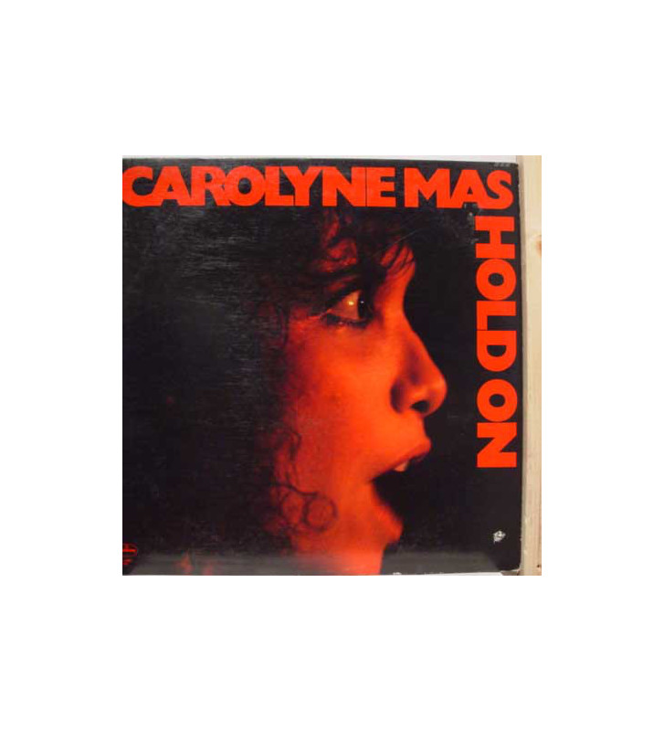 Carolyne Mas - Hold On (LP, Album) mesvinyles.fr