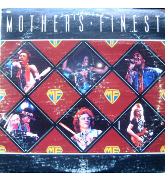 Mother's Finest - Mother's Finest (LP, Album) mesvinyles.fr