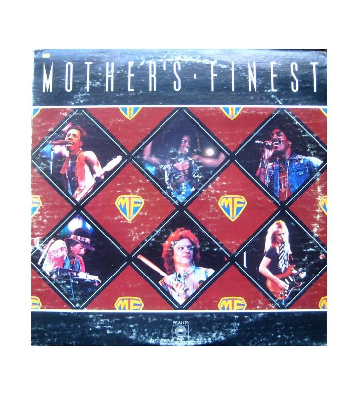 Mother's Finest - Mother's Finest (LP, Album) mesvinyles.fr