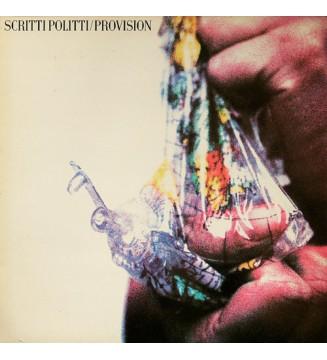 Scritti Politti - Provision (LP, Album) mesvinyles.fr