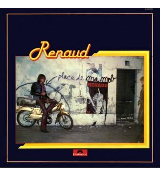 Renaud - Laisse Béton (Place De Ma Mob) (LP, Album) mesvinyles.fr