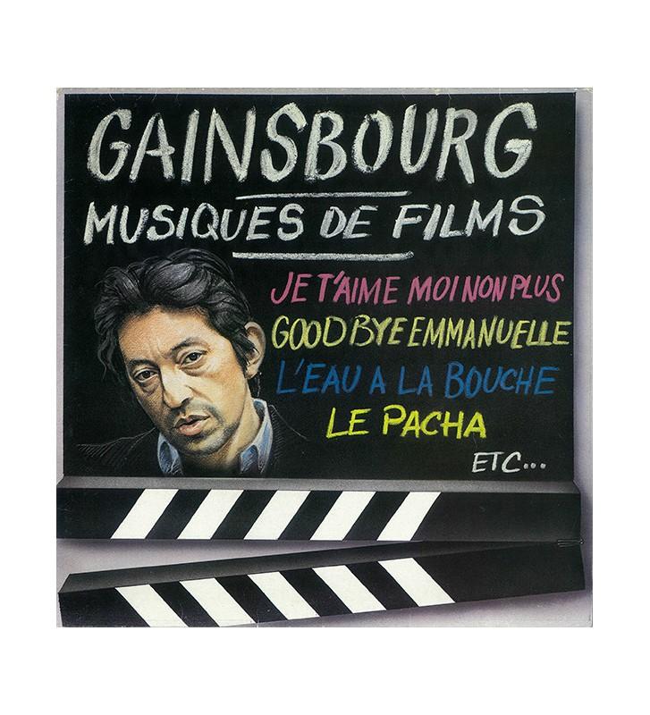 Gainsbourg* - Musiques De Films (LP, Comp) mesvinyles.fr