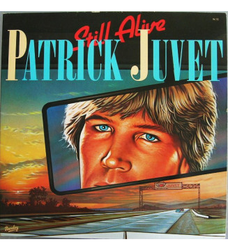 Patrick Juvet - Still Alive (LP, Album, Gat) mesvinyles.fr