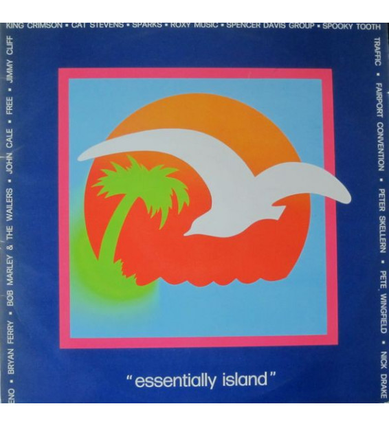 Various - Essentially Island (2xLP, Comp)