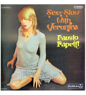 Fausto Papetti - Sexy Slow With Veronica (LP) mesvinyles.fr