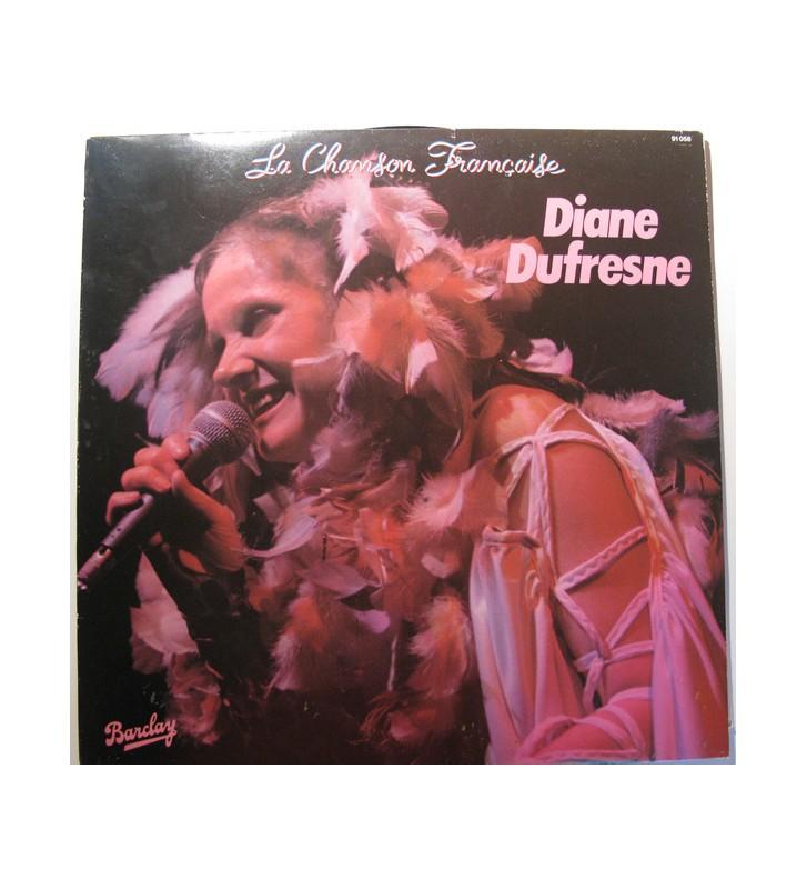 D. Dufresne* - La Chanson Française (LP, Album, Comp) mesvinyles.fr