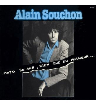 Alain Souchon - Toto 30 Ans, Rien Que Du Malheur… (LP, Album, Gat)