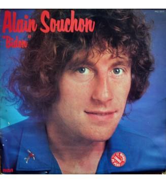 Alain Souchon - Bidon (LP, Album) mesvinyles.fr