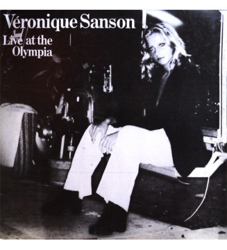 Véronique Sanson - Live At The Olympia (2xLP, Album)