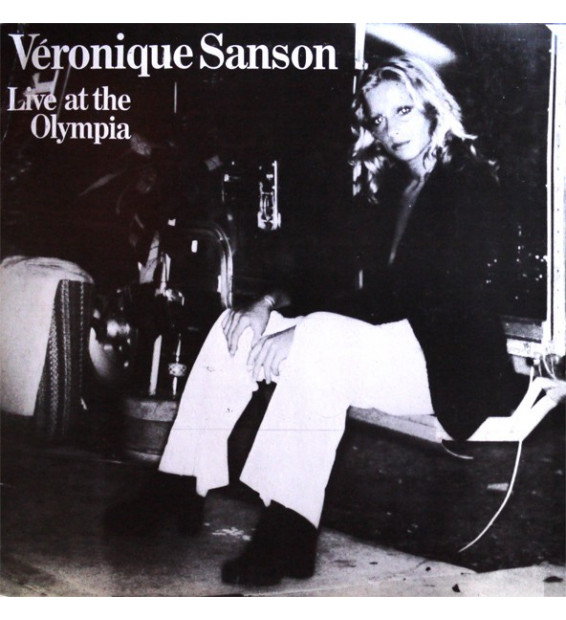 Véronique Sanson - Live At The Olympia (2xLP, Album) mesvinyles.fr