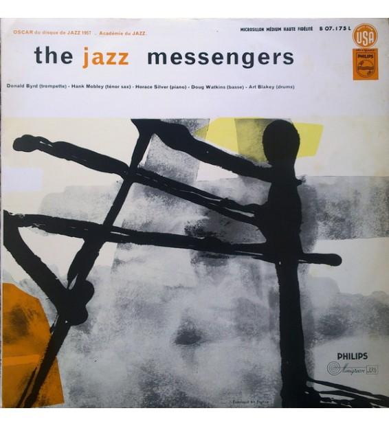 The Jazz Messengers* - The Jazz Messengers (LP, Album, Mono) mesvinyles.fr