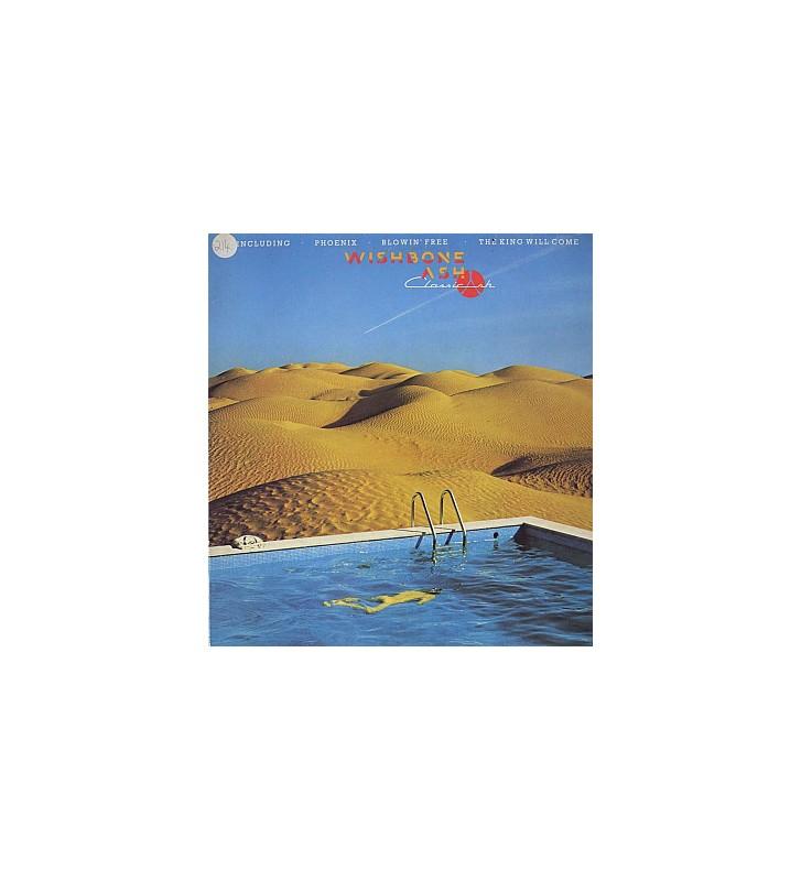 Wishbone Ash - Classic Ash (LP, Comp) mesvinyles.fr