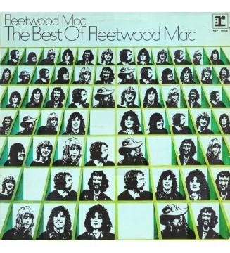 Fleetwood Mac - The Best Of Fleetwood Mac (LP, Comp)
