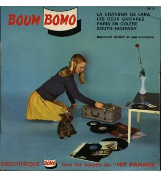"Raymond Guiot Et Son Orchestre - Boum Bomo - Disque N° 1 (7"", EP) mesvinyles.fr"