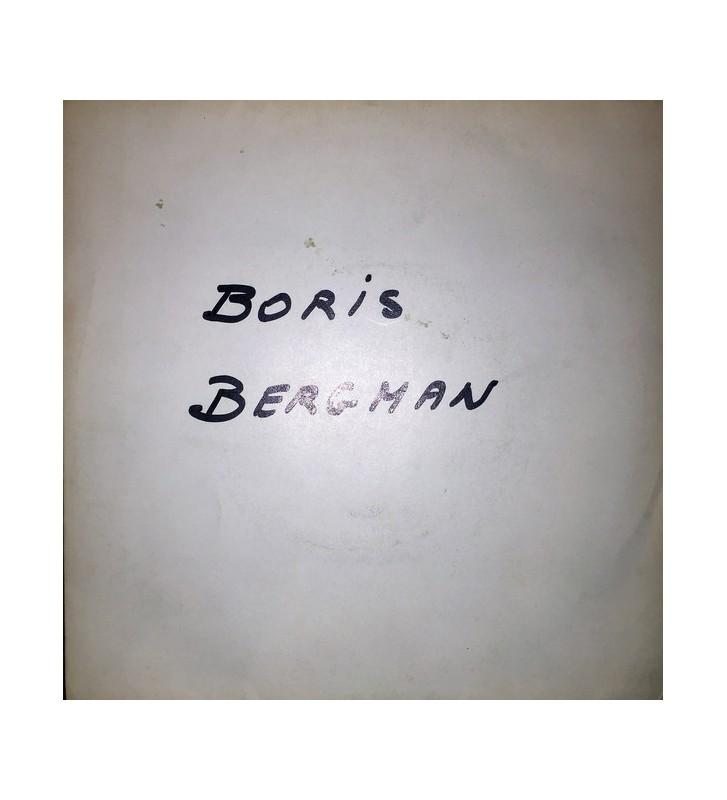 "Boris Bergman - L'homme n'est qu'une legende (7"", Single, Promo) mesvinyles.fr"