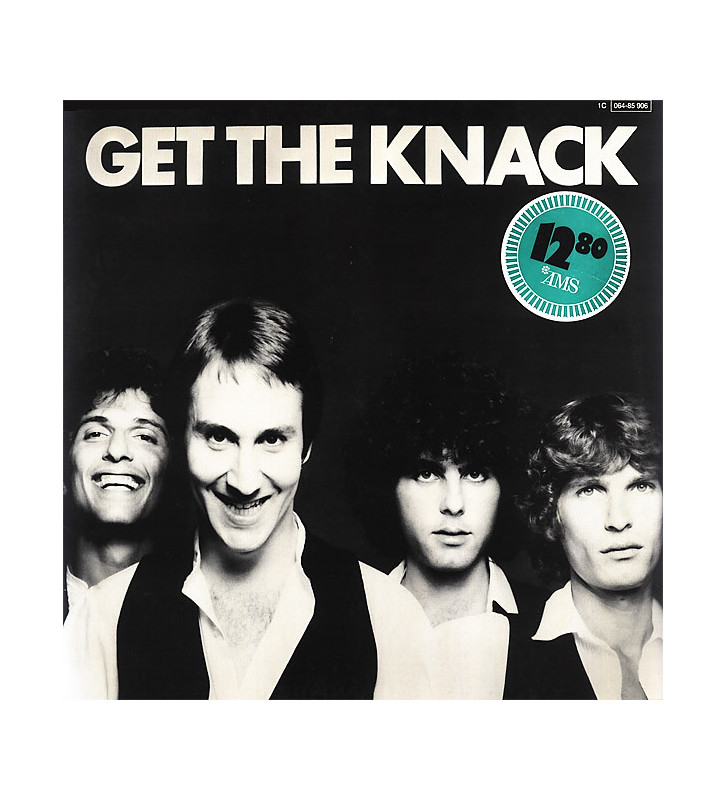 The Knack (3) - Get The Knack (LP, Album) mesvinyles.fr