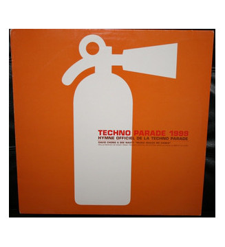 "David Chong & Dee Nasty - Techno Parade 1999 - Hymne Officiel De La Techno Parade - Music Makes Me Dance (12"", Promo) mesvinyles"