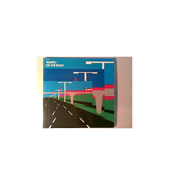 Traffic - On The Road (2xLP, Album)