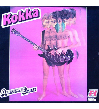 American Eagles - Kokka (LP)