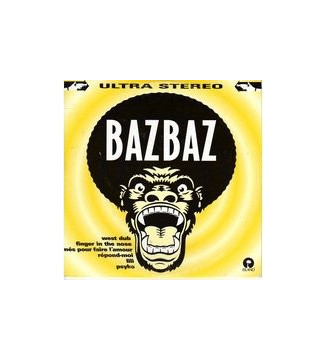 """Bazbaz - Ultra Stereo (12"""", EP, Cle) mesvinyles.fr"""