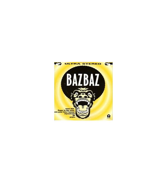 """Bazbaz - Ultra Stereo (12"""", EP, Cle)"""
