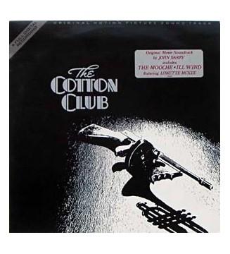 John Barry - The Cotton Club (Original Music Soundtrack) (LP, Album) mesvinyles.fr