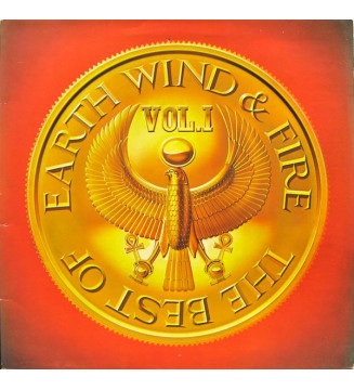 Earth, Wind & Fire - The Best Of Earth Wind & Fire Vol. I (LP, Album, Comp, Gat) mesvinyles.fr