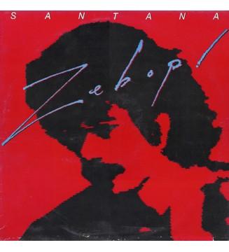 Santana - Zebop! (LP, Album) mesvinyles.fr