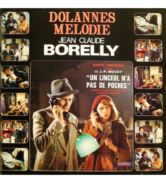 Jean-Claude Borelly / Anarchic System / Pop Concerto Orchestra - Dolannes Melodie (LP) mesvinyles.fr