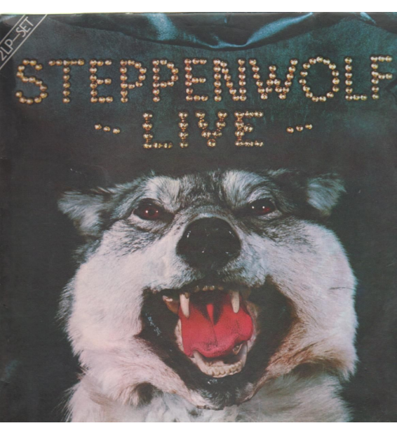 STEPPENWOLF - Live mesvinyles.fr