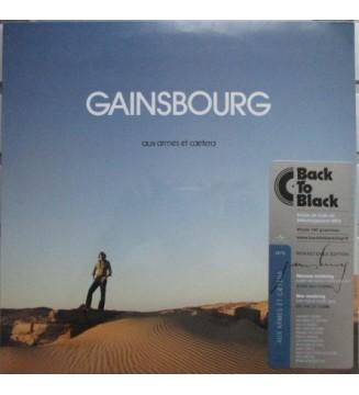 Serge Gainsbourg - Aux Armes Et Cætera (LP, Album, RM, 180)