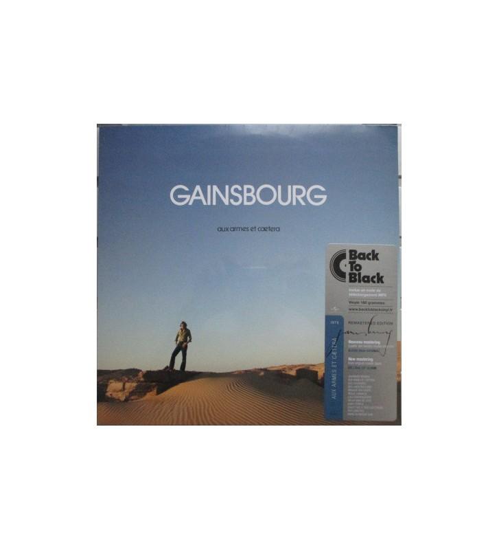 Serge Gainsbourg - Aux Armes Et Cætera (LP, Album, RM, 180) mesvinyles.fr