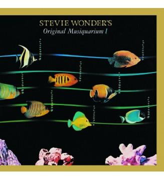 Stevie Wonder - Original Musiquarium I (2xLP, Comp, RE, 180) mesvinyles.fr